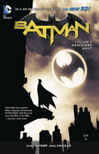 Image: Batman Vol. 06: Graveyard Shift SC  - DC Comics