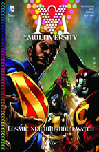 Image: Multiversity: The Deluxe Edition HC  - DC Comics