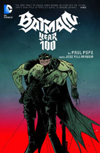 Image: Batman Year 100 and Other Tales Deluxe Edition HC  - DC Comics