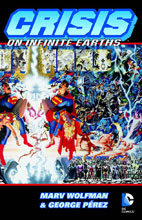 Image: Crisis on Infinite Earths Deluxe Edition HC  - DC Comics