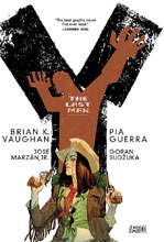 Image: Y: The Last Man Book 03 SC  - DC Comics