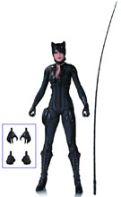 Image: Batman: Arkham Knight Action Figure 07 - Catwoman  - DC Comics