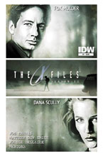 Image: X-Files: Season 11 #1 - IDW Publishing