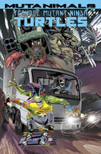 Image: Teenage Mutant Ninja Turtles: Mutanimals SC  - IDW Publishing