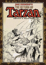 Image: Joe Kubert's The Return of Tarzan Artist Edition HC  - IDW Publishing