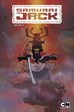 Image: Samurai Jack Vol. 04: The Warrior-King SC  - IDW Publishing