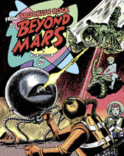 Image: Beyond Mars HC  - IDW Publishing
