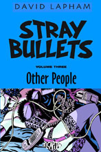 Image: Stray Bullets Vol. 03: Other People SC  - Image Comics