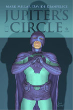 Image: Jupiter's Circle #6 (cover A) - Image Comics