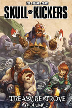 Image: Skullkickers Treasure Trove Vol. 03 HC  - Image Comics