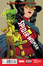Image: Spider-Woman #10 (2015) - Marvel Comics
