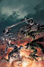 Image: Age of Ultron vs. Marvel Zombies #3 - Marvel Comics