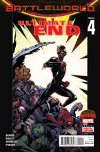 Image: Ultimate End #4 - Marvel Comics