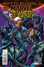 Image: Marvel Zombies #3 (2015) - Marvel Comics