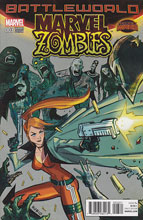 Image: Marvel Zombies #3 (variant cover) - Marvel Comics