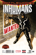 Image: Inhumans: Attilan Rising #4 - Marvel Comics