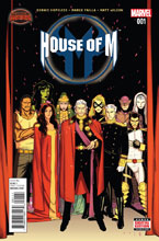 Image: House of M #1 (2015) - Marvel Comics