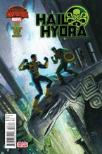 Image: Hail Hydra #3 - Marvel Comics
