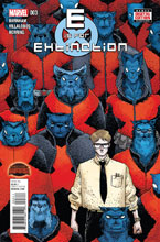 Image: E Is for Extinction #3 - Marvel Comics