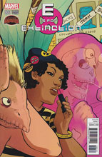 Image: E Is for Extinction #3 (Henderson variant cover) - Marvel Comics