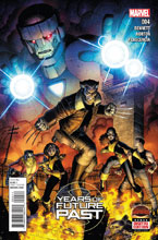 Image: Years of Future Past #4 - Marvel Comics