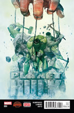 Image: Planet Hulk #4 - Marvel Comics