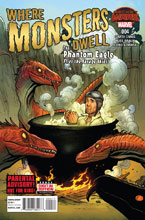 Image: Where Monsters Dwell #4 (2015) - Marvel Comics