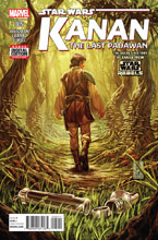 Image: Kanan - The Last Padawan #5 - Marvel Comics