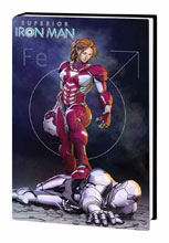 Image: Superior Iron Man Vol. 02: Stark Contrast HC  - Marvel Comics