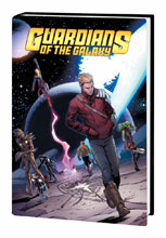 Image: Guardians of The Galaxy Vol. 05: Through the Looking Glass HC  - Marvel Comics