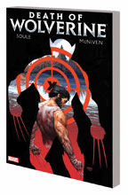 Image: Death of Wolverine SC  - Marvel Comics