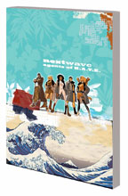 Image: Nextwave: Agents of H.A.T.E. - The Complete Collection SC  (new printing) - Marvel Comics
