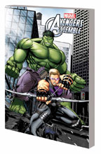 Image: Marvel Universe All-New Avengers Assemble Digest Vol. 02 SC  - Marvel Comics