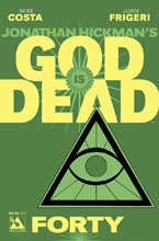 Image: God Is Dead #40 - Avatar Press Inc