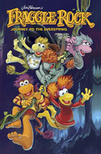 Image: Jim Henson's Fraggle Rock: Journey to the Everspring HC  - Boom! Studios