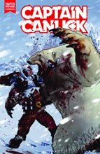 Image: Captain Canuck 2015 #4 - Chapter House Publishing, Inc