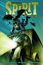 Image: Will Eisner's The Spirit #2 (cover A - Powell) - Dynamite