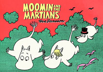 Image: Moomin and the Martians GN  - Drawn & Quarterly