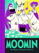 Image: Moomin: Complete Lars Jansson Comic Strip Vol. 10 HC  - Drawn & Quarterly