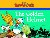Image: Walt Disney's Donald Duck: The Golden Helmet SC  - Fantagraphics Books