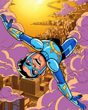 Image: Chakra the Invincible #2 - Graphic India Pte. Ltd