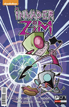 Image: Invader Zim #2 - Oni Press Inc.