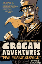 Image: Crogan Adventures: Last of the Legion SC  - Oni Press Inc.