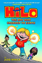 Image: Hilo Vol. 01: The Boy Who Crashed to Earth HC  - Random House Books For Young R