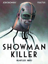Image: Showman Killer Vol. 01: Heartless Hero HC  - Titan Comics