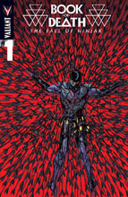 Image: Book of Death: Fall of Ninjak #1 (cover A - Kano) - Valiant Entertainment LLC