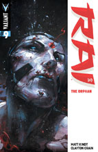 Image: Rai #9 (cover A - Crain) - Valiant Entertainment LLC