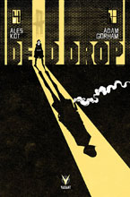 Image: Dead Drop #4 (cover A - Allen) - Valiant Entertainment LLC