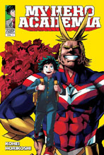 Image: My Hero Academia Vol. 01 GN  - Viz Media LLC