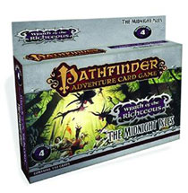 Image: Pathfinder Adventure Card Game: Wrath of the Righteous Adventure Deck 4 - The Midnight Isles  -